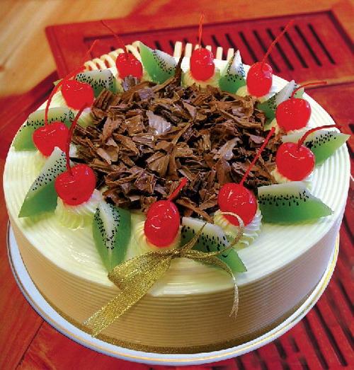 蛋糕:心有独钟