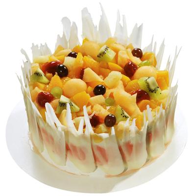 蛋糕:美丽爱情