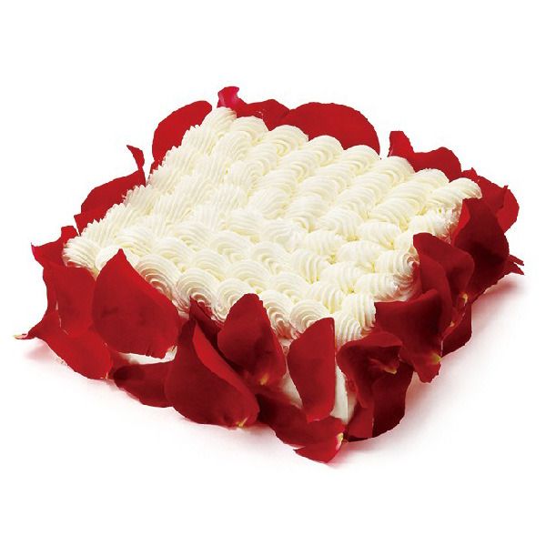 清水蛋糕:快乐心情