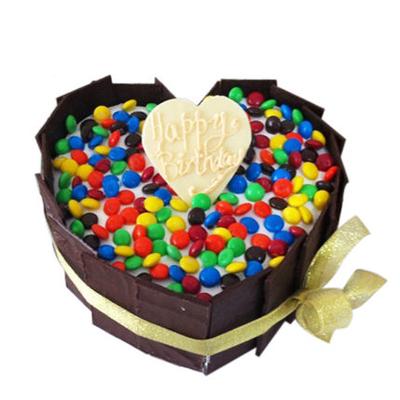 蛋糕:花好月圆