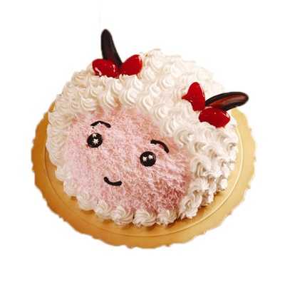 双鸭山岭东区蛋糕店:美羊羊