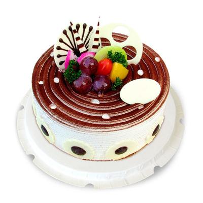 西安长安区西安长安区送蛋糕:真情恋曲